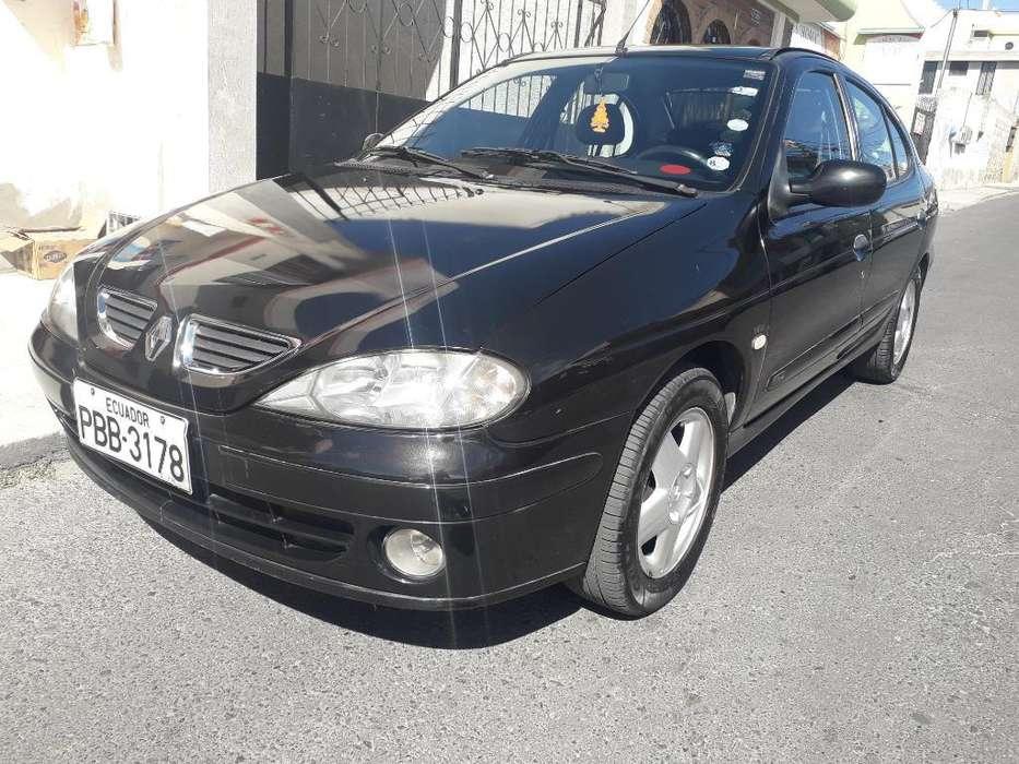 Renault Megane  2008 - 168000 km