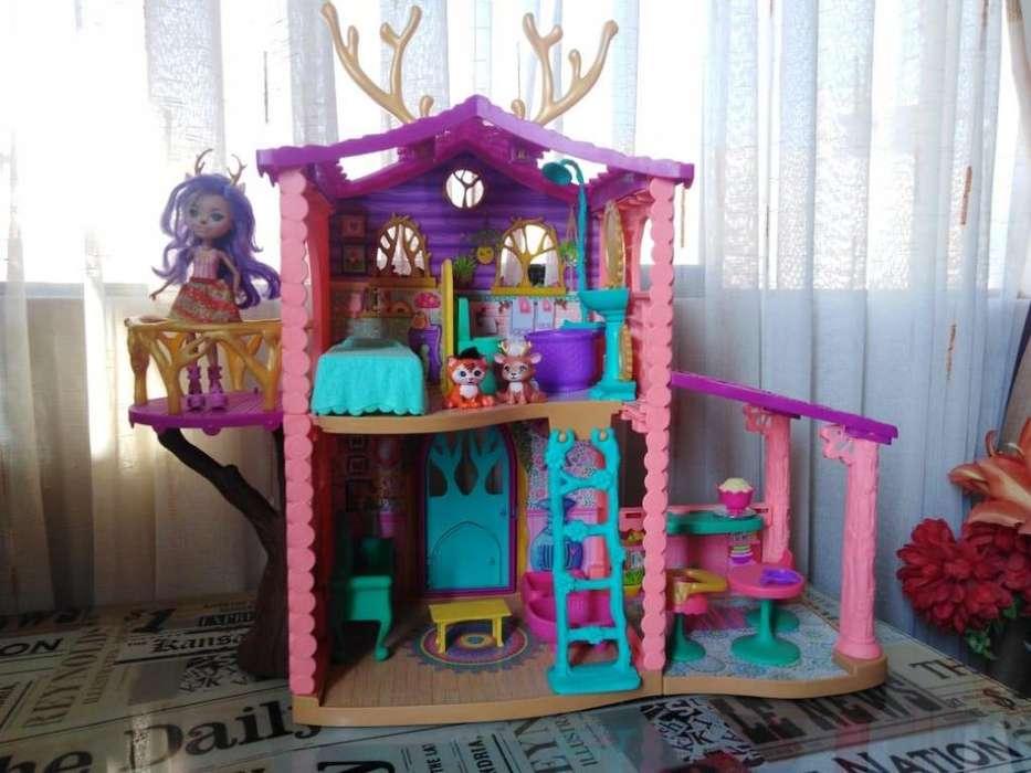 Casa de Emchantimals