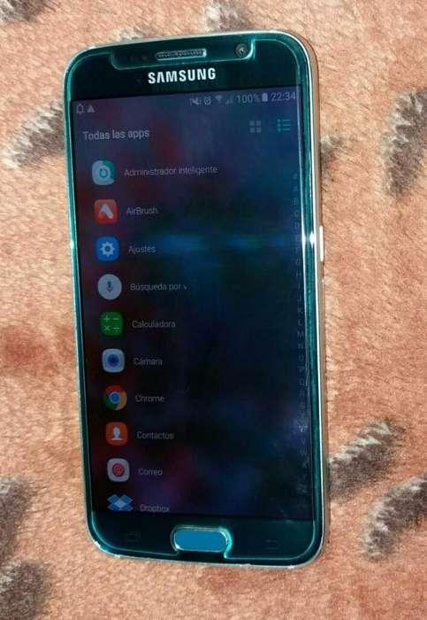 Vendo Samsung S6 Flat
