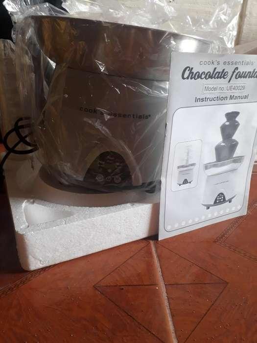Fuente de Chocolate (nueva)