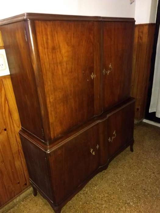 Mueble Antiguo Impecable