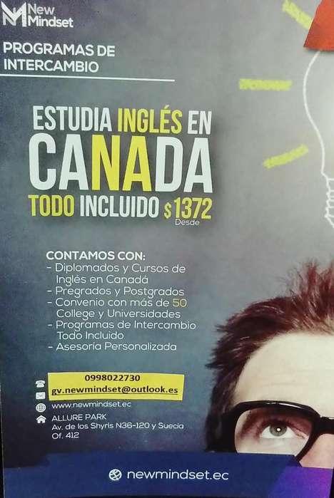 ESTUDIE EN CANADÁ