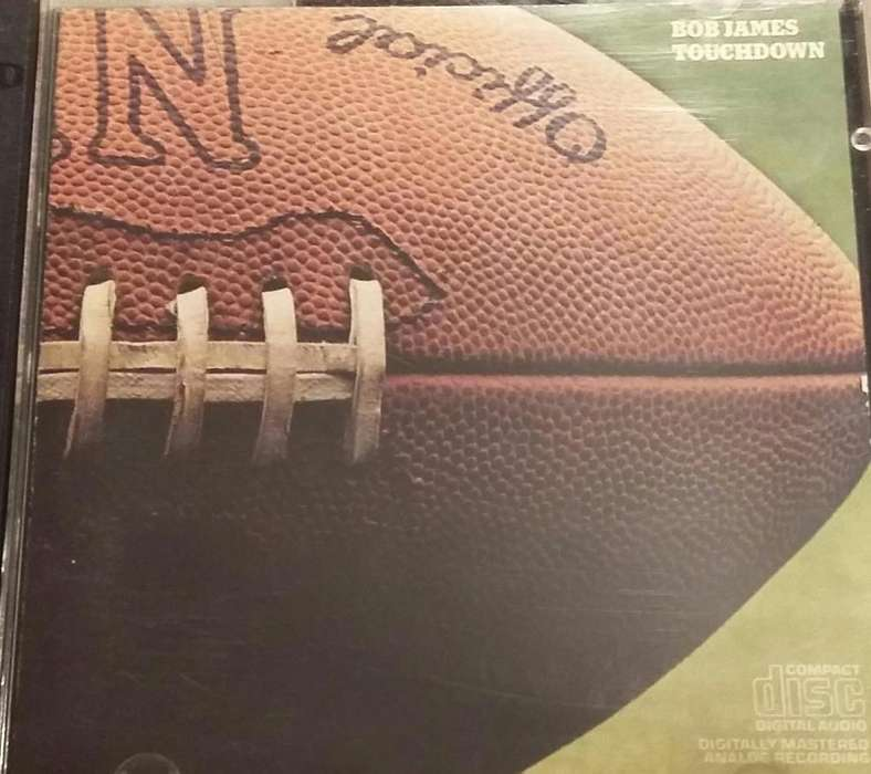 CD Bob James Touchdown 1978 Made in USA Impecable