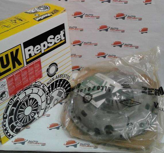 KIT DE EMBRAGUE COMPLETO BT50 2.5 CRDI AUTO<strong>repuesto</strong>S MP GUAYAQUIL