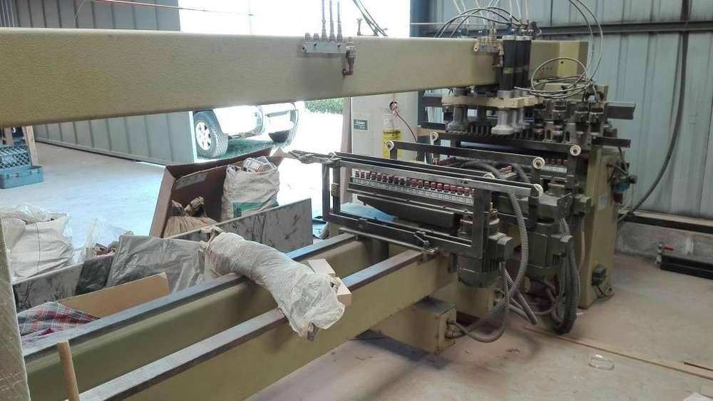 maquinaria de carpintería industrial de oportunidad