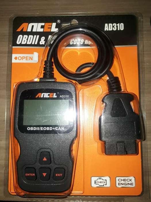 Ancel Ad310 Auto Escáner