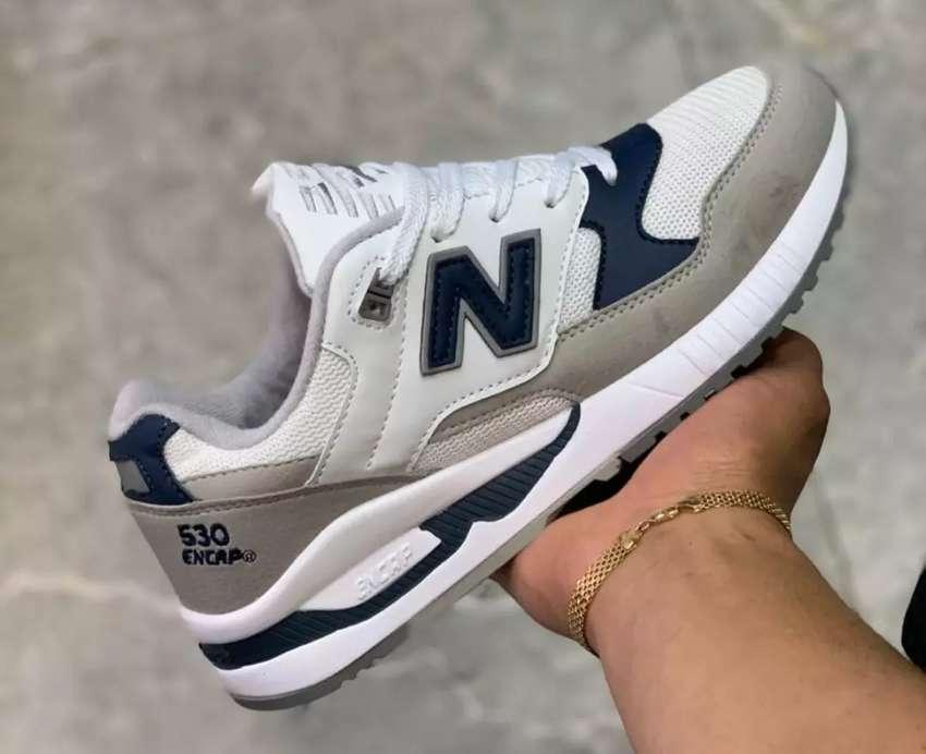 Tenis New balance 530 Encap dama y caballero - Zapatos ...