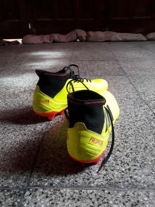 Botines 11 Adidas Talle 44