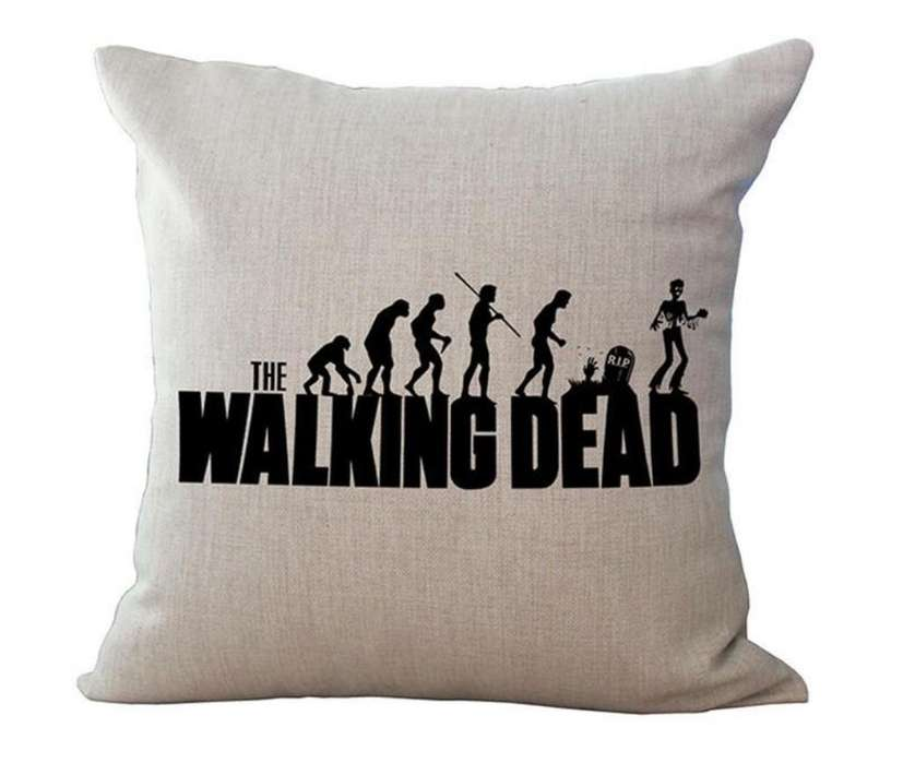 Almohadas Comodas de The Walking Dead