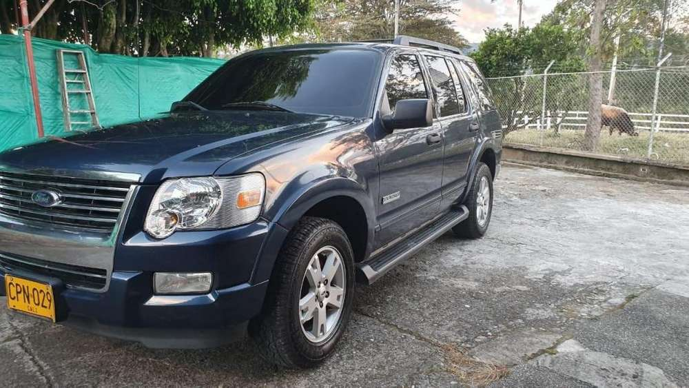 <strong>ford</strong> Explorer 2007 - 190000 km