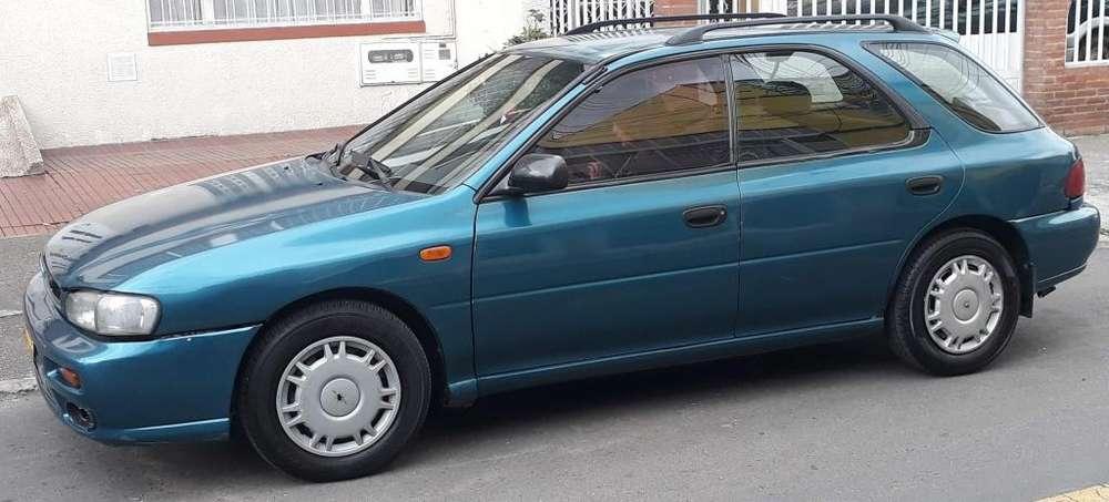 Subaru Impreza 1997 - 286000 km