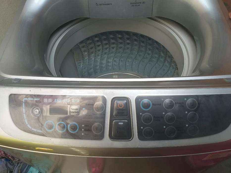 Lavadora Samsung Negociable