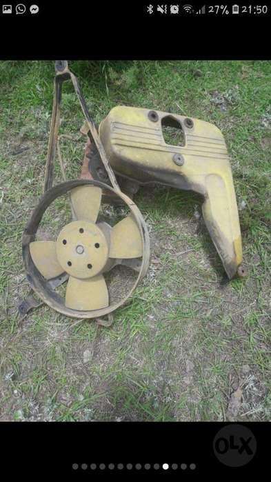 Electro Ventilador Fiat
