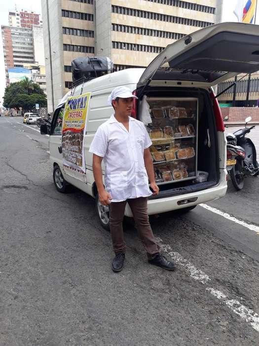 Conductor para Ventas Ambulante