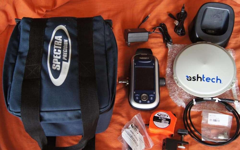 Mobil Mapper 120 con antena externa L1, licencias y programa postproceso