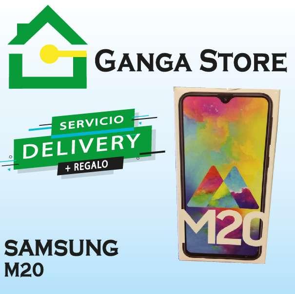 Samsung M20 Tienda Garantía Nuevo