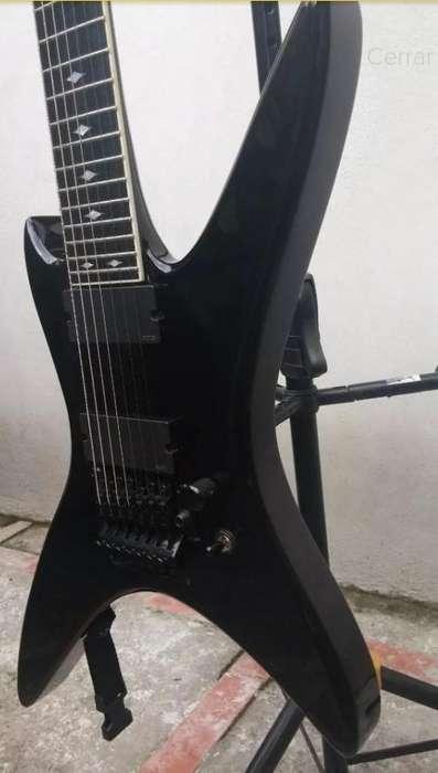 Guitarra Bc Rich Stealth Marc Rizzo 7 Cuerdas