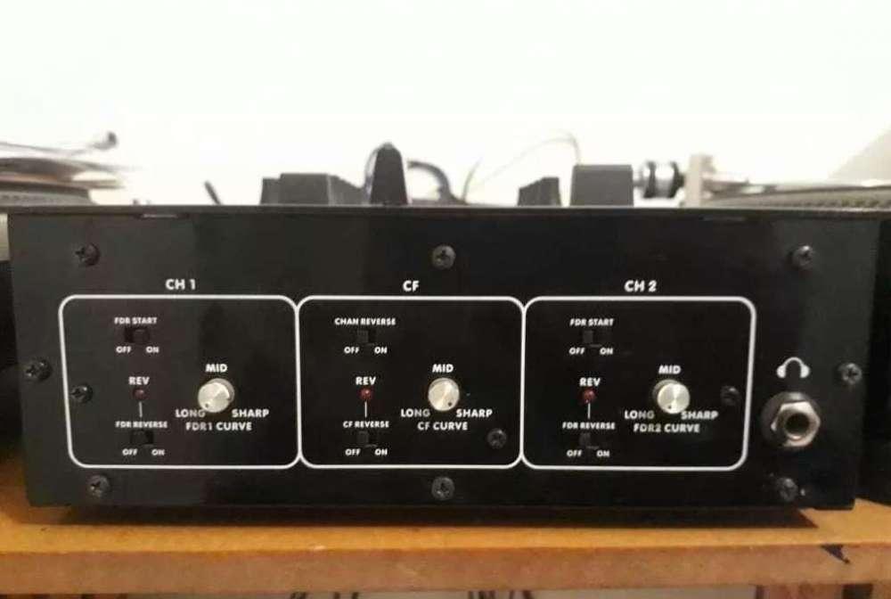 Mixer Stanton M 207 con Efectos
