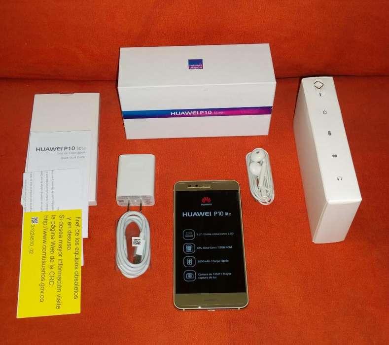 Huawei P10 Lite 32gb Usado, Excelente.
