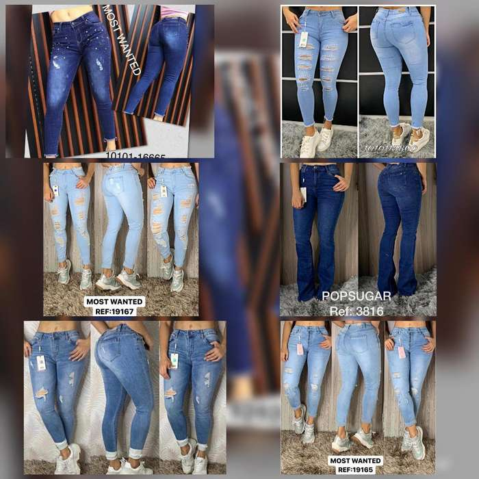 Jeans Most Wanted Talla 7 Y 8