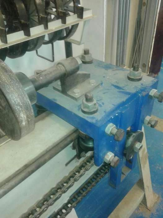 Fabricaccion de Máquinas para La Guadua