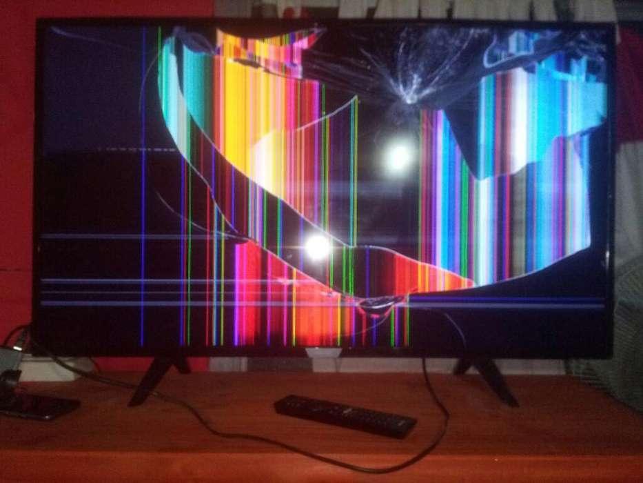 Smart Tv Philips Poco Uso para Respuesto