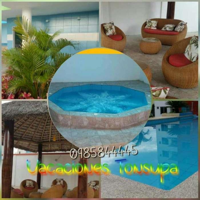 Sol Playa Tonsupa Servicio Hospedaje