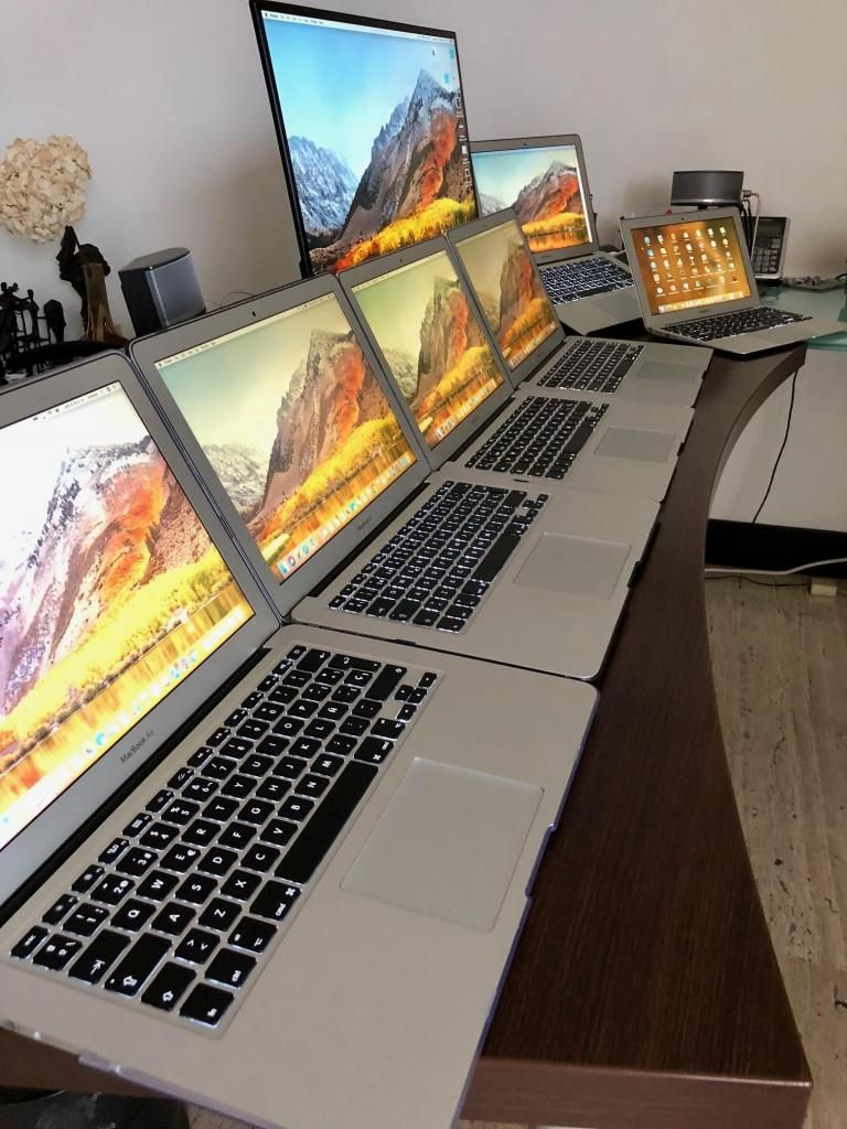 "Macbook Air 11"" 128Gb 2015 4GB Graphics 1536MB 150 ciclos Garantía 3 Mes"