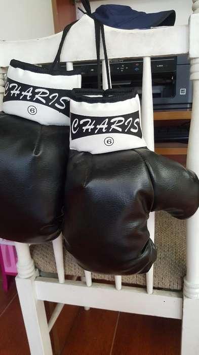 2 Pares Guantes de Boxeo Nuevos