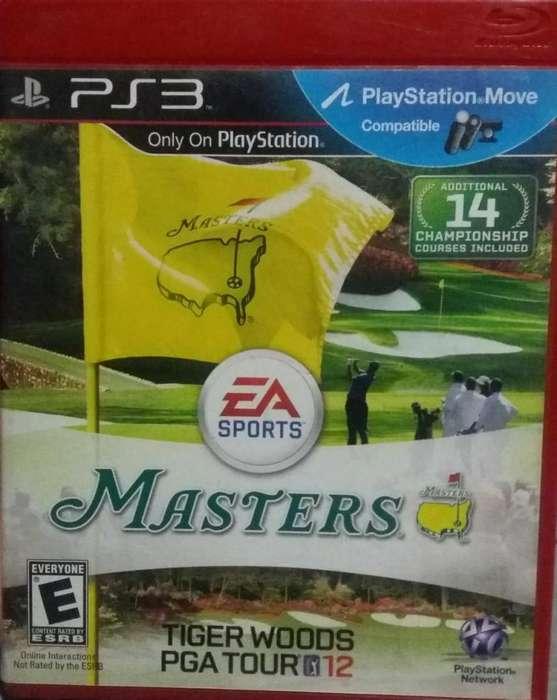 VJ PS3 TIGER WOODS PGA TOUR 12
