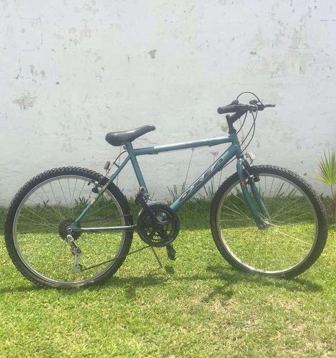 Bici Oxea con Cambios Rodado 24