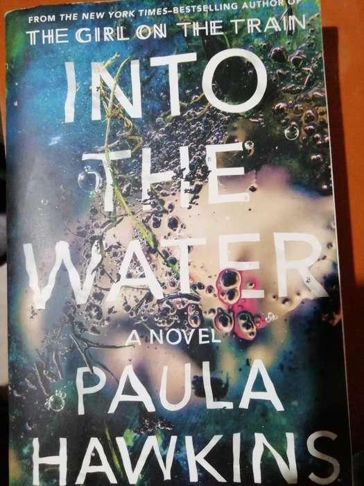 Novela en Inglés. Into The Water P. H