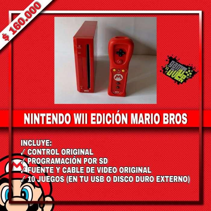 Nintendo Wii Programada