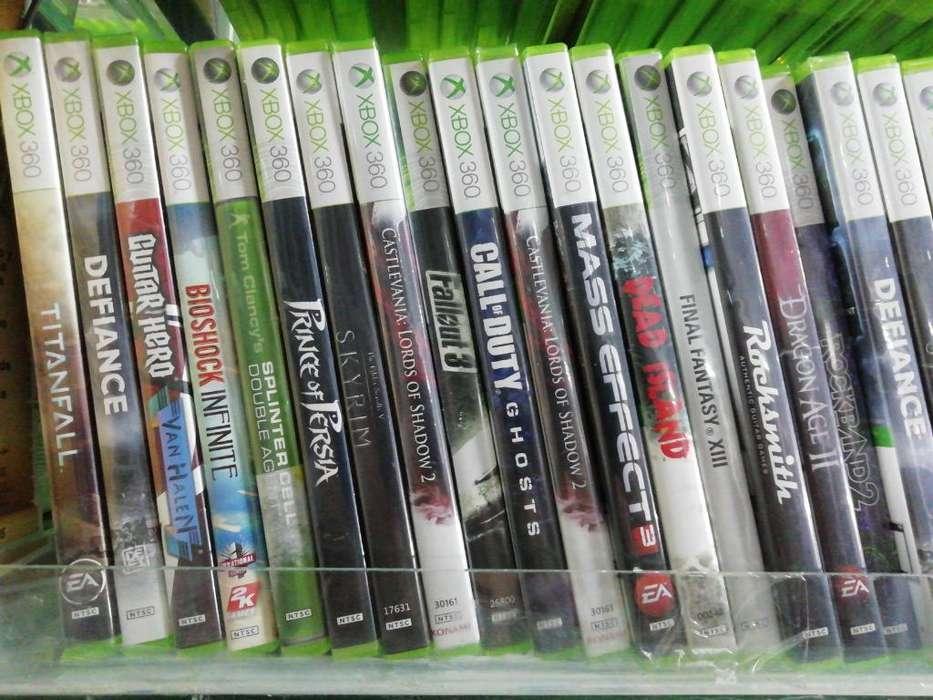 Juegos Xbox, Ps4, Ps3