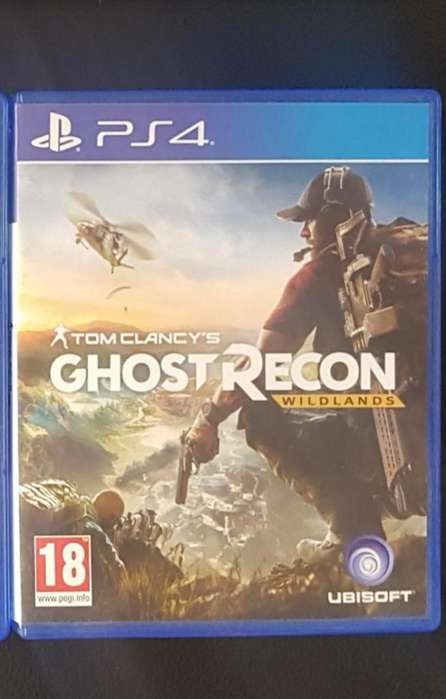 GHOST RECON Playstation 4