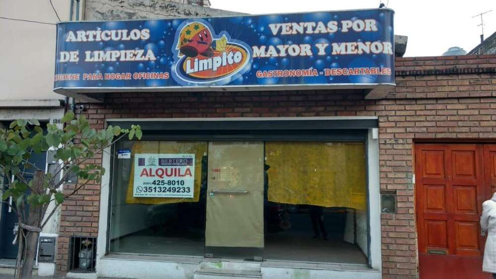 LOCAL COMERCIAL - GENERAL PAZ