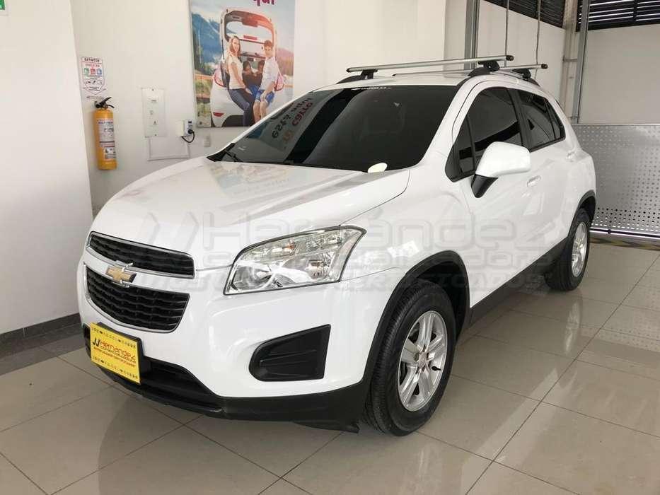 Chevrolet Tracker 2015 - 115000 km