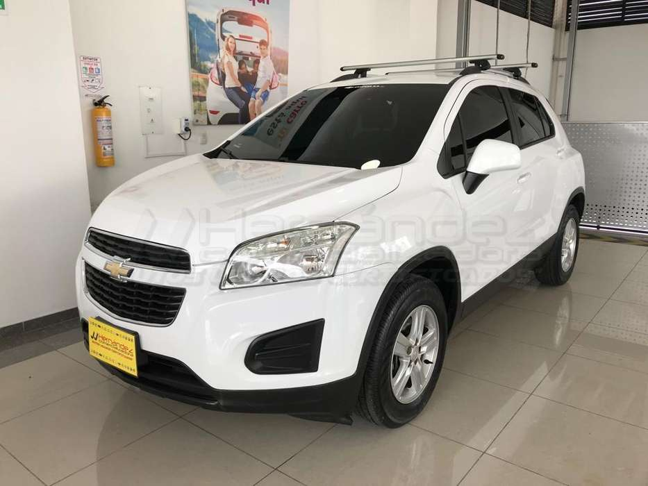 Chevrolet Tracker 2015 - 115000 km
