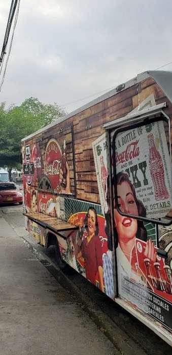 Venta de Camion de Comidas