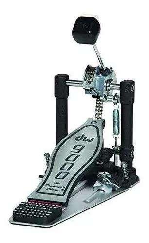 Pedal DW 9000 Incluye Funda Semirigida (No permuto)
