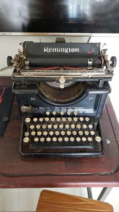Maquina de Escribir Remington Modelo 16