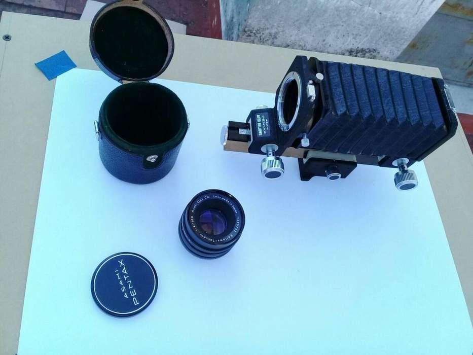 lente macro pentax/takumar