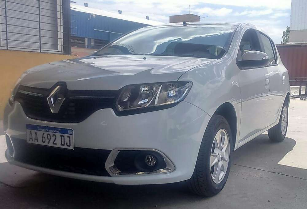Renault Sandero 2016 - 0 km