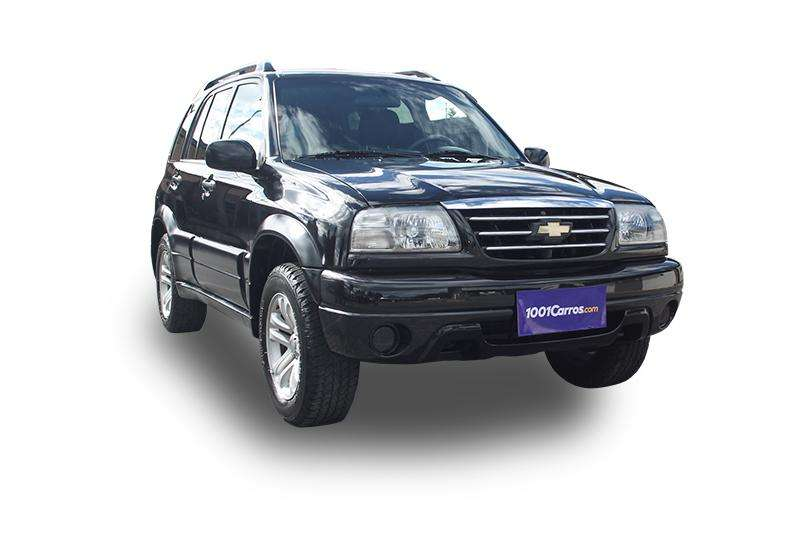 Chevrolet Grand Vitara 2014 - 157540 km