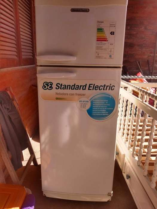 Heladera Standard Electric