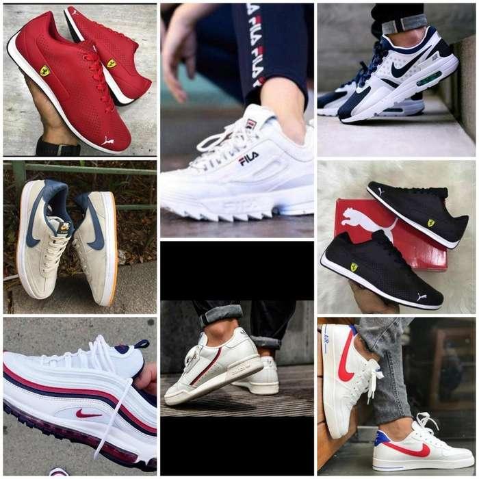 36d56b5d072 Gran Oferta!!! de  strong zapatos  strong  Deportivos