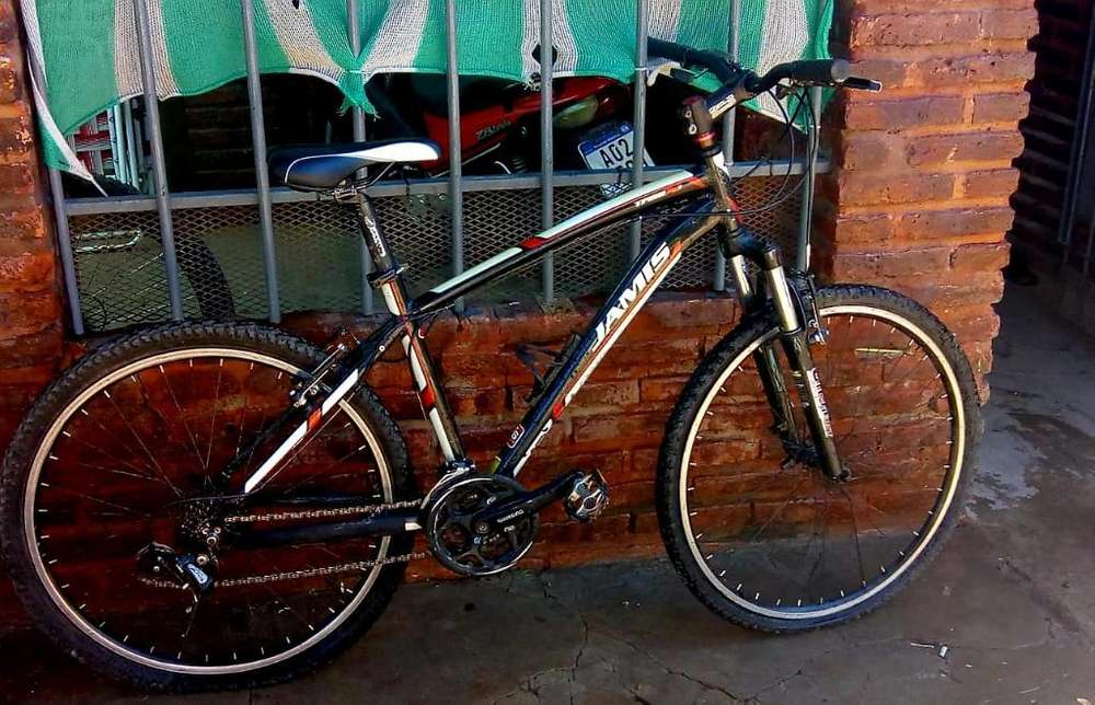 Vendo Bicicleta Mountain Bike Jamis