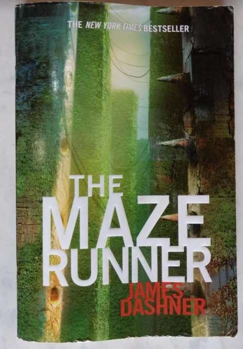 Libro Maze Runner en Inglés