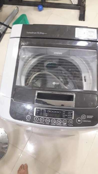 Lavadora Lg Turbowash