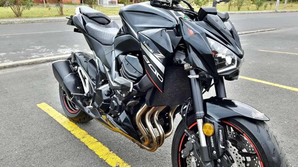 Vendo <strong>kawasaki</strong> Z800 Mod 2016 Mt09,xt660